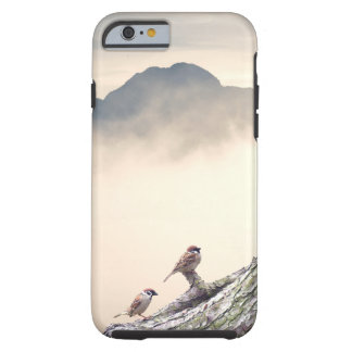 Still Thoughts Tough iPhone 6 Case