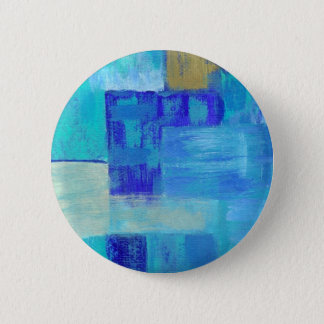 Still Waters Round Pin From Original Painting