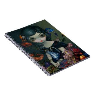"""Stilleven VI:  Het Portret"" Notebook"