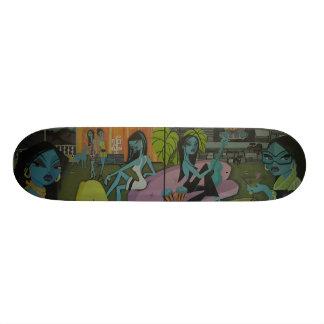 STILLlife 19.7 Cm Skateboard Deck