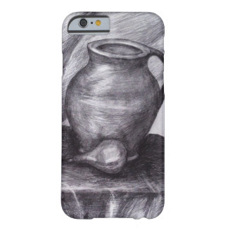 Stilllife drawing iPhone 6/6s, Barely There Barely There iPhone 6 Case