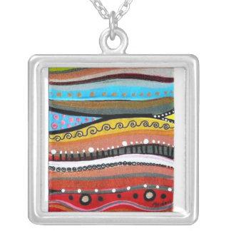 Stillness - Abstract Art Jewelry