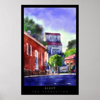 Stillwater Alley Poster