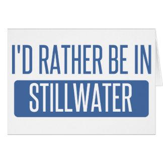 Stillwater Card