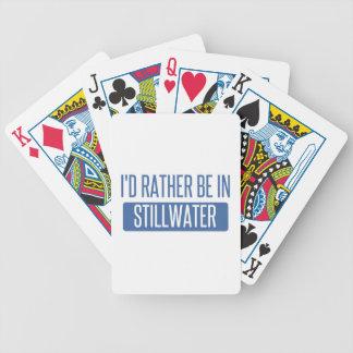 Stillwater Poker Deck