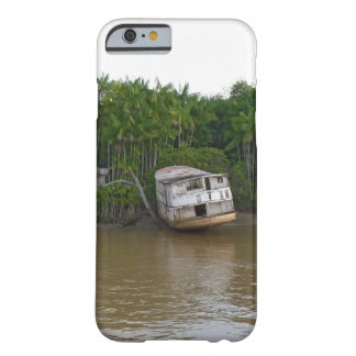 Stilt houses on Amazon river Barely There iPhone 6 Case