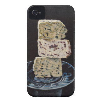 Stilton Cheese Stack iPhone 4 Cover