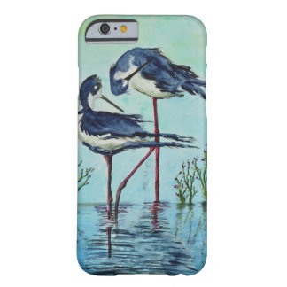 Stilts Bathing - Painting for Electronics Covers