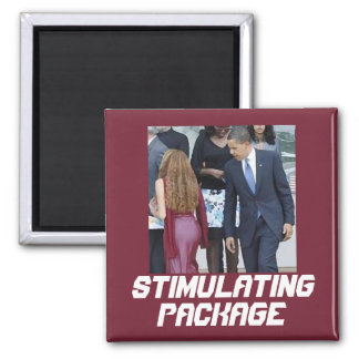 Stimulating Package Magnet