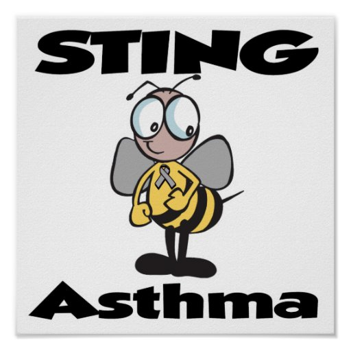 STING Asthma Poster