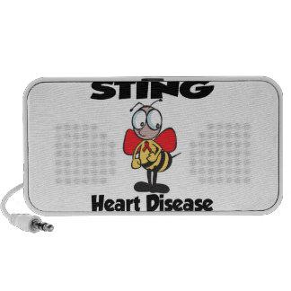 STING Heart Disease Travelling Speaker