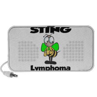 STING Lymphoma Mp3 Speakers