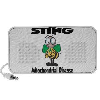 STING Mitochondrial Disease Notebook Speaker