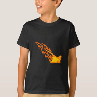 Sting Ray Flames T-Shirt