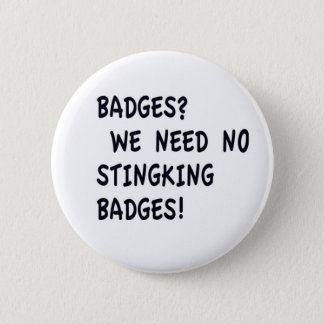 Stingking Badges