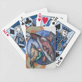 Stingray Bicycle Playing Cards