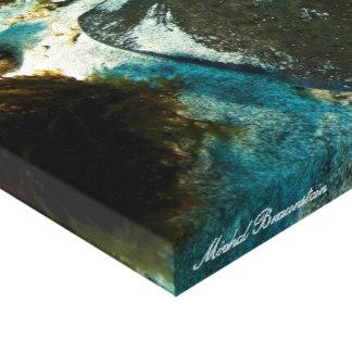 Stingray - Canvas Canvas Print