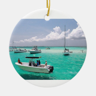 Stingray City Grand Cayman Islands Ornament