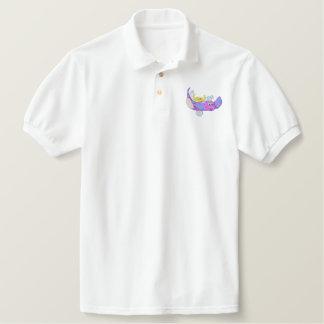Stingray Embroidered Polo Shirts
