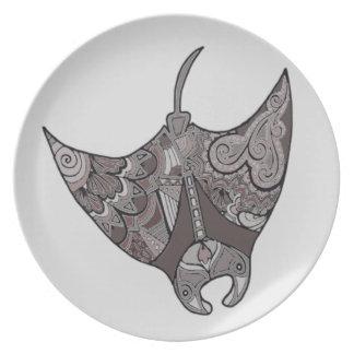 Stingray Plate
