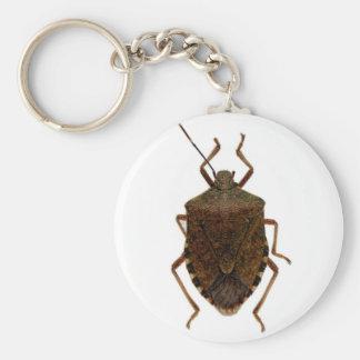 Stink Bug Key Ring