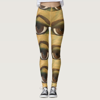 Stink Eye Fun Leggings