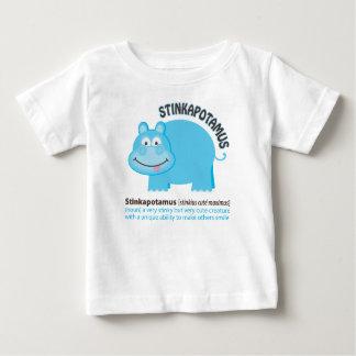 Stinkapotamus Baby T-Shirt
