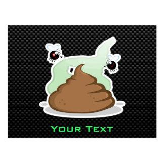 Stinky Poo; Sleek Postcard