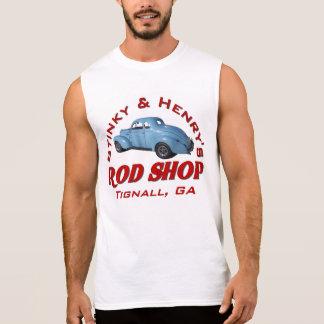 stinkys muscle T Sleeveless Shirt