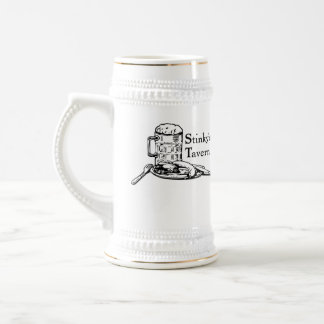 Stinky's Tavern Beer Stein
