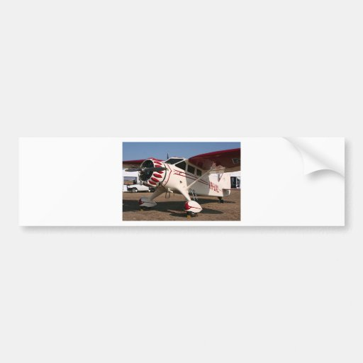 Stinson Aircraft Bumper Sticker