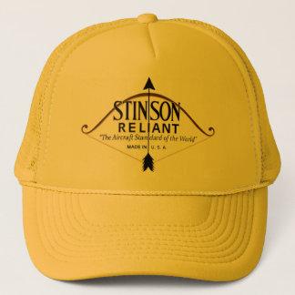 Stinson Reliant aircraft Trucker Hat
