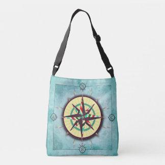Stipes Nautical Compass Bag