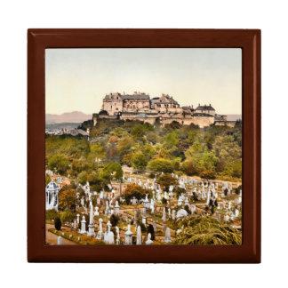 Stirling Castle Scotland Gift Box