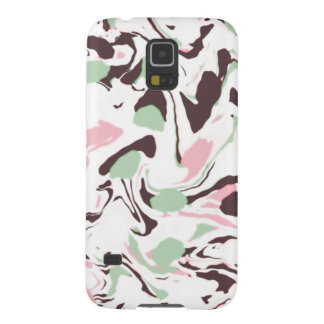 Stirred colors on white galaxy s5 cases
