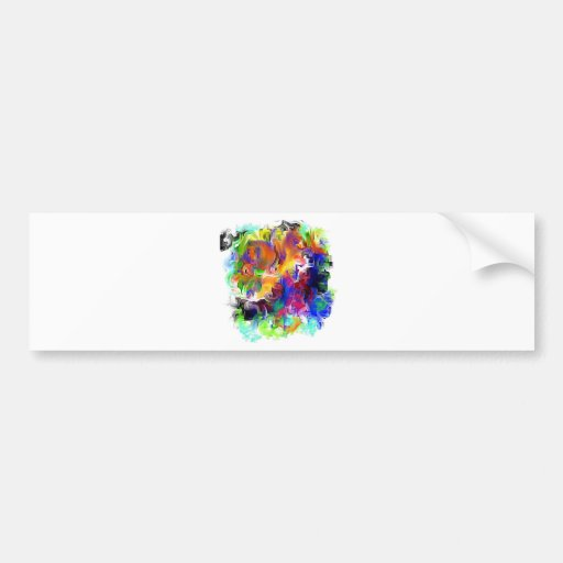 Stirred Sweets Bumper Stickers