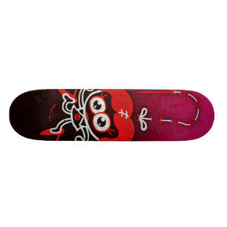 Stitched Woman 18.1 Cm Old School Skateboard Deck