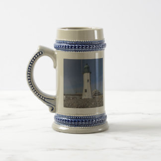 Stituate Lighthouse Stein