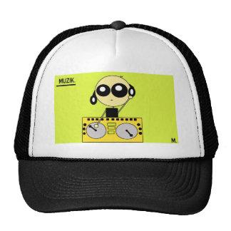 STIX Muzik Trucker Hat