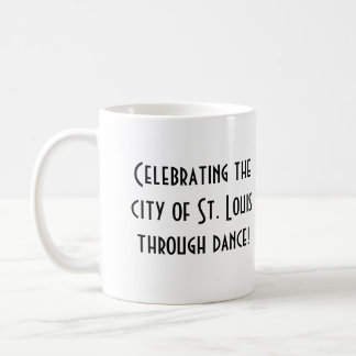 Stl Dance Theatre coffee mug