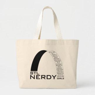 STL Nerdy Girls Tote Tote Bag