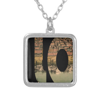 stlouis1859 silver plated necklace