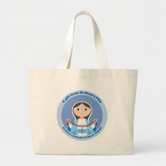 StMary's Catholic Primary PTA Large Tote Bag