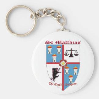 StMathias Key chain