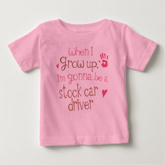 Stock Car Driver (Future) Infant Baby T-Shirt