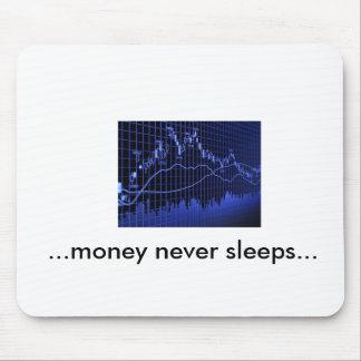 Stock Chart mousepad