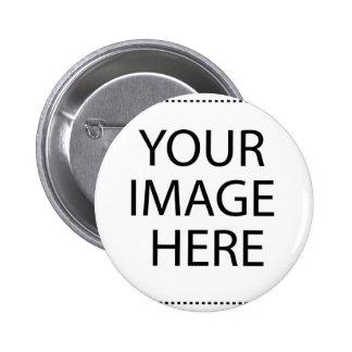 stock market 6 cm round badge