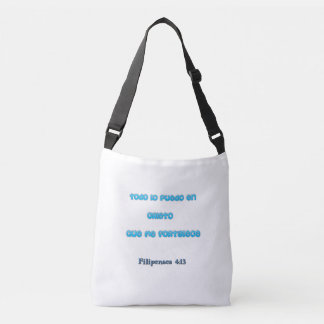 Stock market All I can it in CHRIST Crossbody Bag