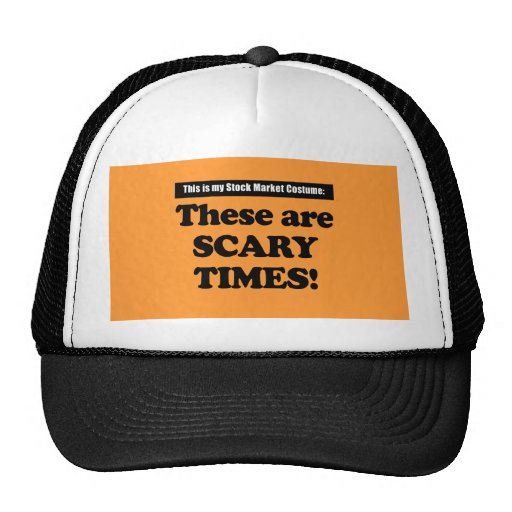 STOCK MARKET COSTUME HAT