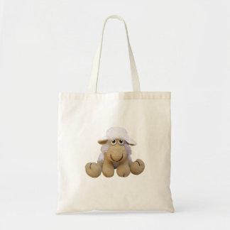 Stock market ewe color beig of crochet or tote bag